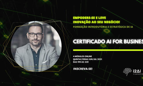 I2AI Certificate: AI for Business