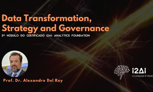 Data Transformation, Strategy and Governance