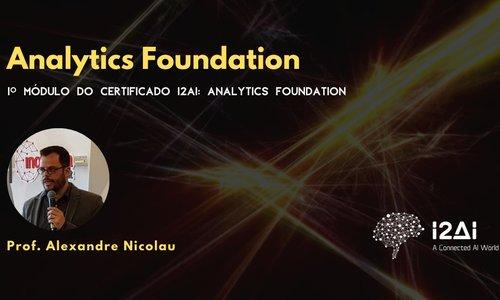 Analytics Foundation