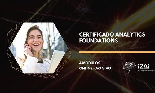 Certificado Analytics Foundation