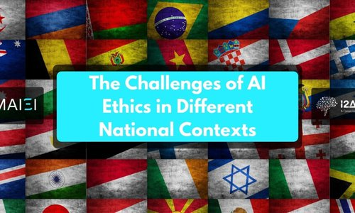 The Challenges of AI Ethics in Different National Contexts
